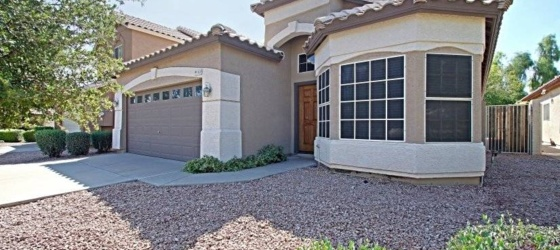 3 bedroom Tempe Area
