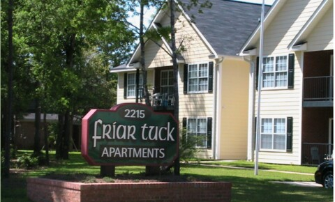 Houses Near Albany State Friar Tuck Apartments for Albany State University Students in Albany, GA