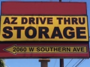 ASU Storage AZ Drive Thru Storage for Arizona State Students in Tempe, AZ