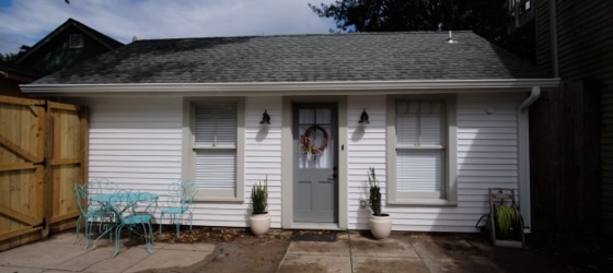 Furnished Month to Month Rental 4 Blocks from Tulane