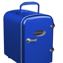 Igloo Mini Compact Refrigerator (Blue)