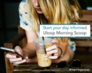 Sign up for the Uloop Morning Scoop email