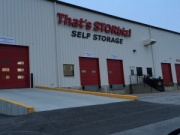 That's Storbiz! Self Storage at I-380 and 33rd Ave., SW