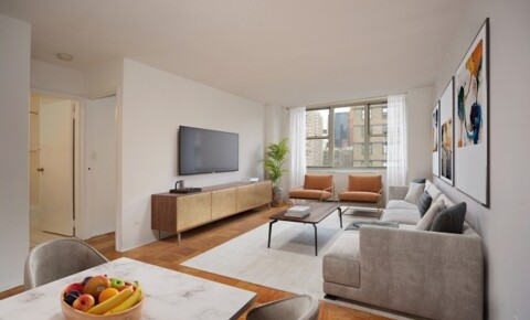 Apartments Near New York HABITAT - 154 E. 29, Very Large 1 Bed/Flex 2 Avail. PT Doorman, Amazing Landscaped Roof Deck - NO FEE! for New York Students in , NY