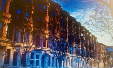 Apartments Near MCNY SugarHill Place w/ 2 bdrms,den room, 2 bathrooms for Metropolitan College of New York Students in New York, NY