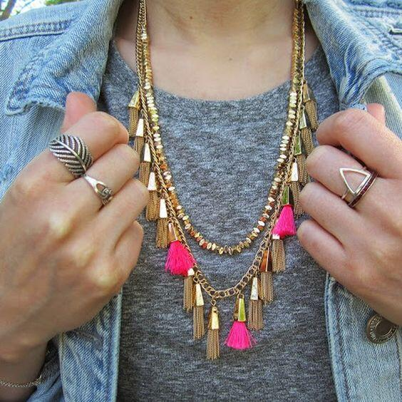 Jewelry trends to rock this spring college news for Jewelry trends 2017 summer