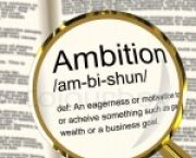 A Student's Ambition