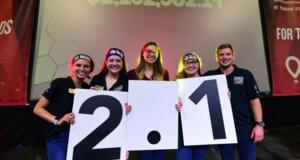 FSU's Dance Marathon raises over $2 Million for Children's Miracle Network