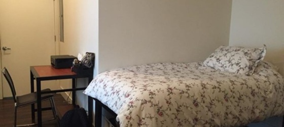 Female Subletter- 1 space in fully furnished triple room with parking spot Jan 01-Aug 30 lease term flexible on dates
