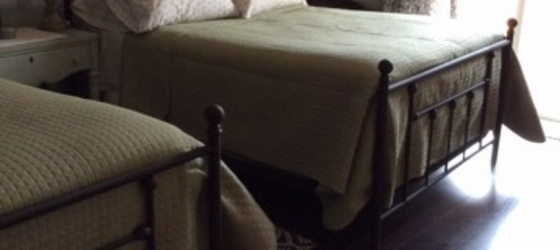 Shared LUX Master Suite for 2, at $800/each