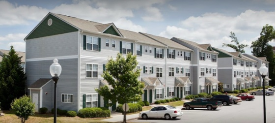 University Village at Clemson Single Bedroom Townhouse A