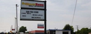 Storage Zone - Akron - Shanafelt Ave.