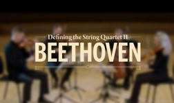BGSU Online Courses Defining the String Quartet II: Beethoven for Bowling Green State University Students in Bowling Green, OH