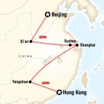 Beijing to Hong Kong on a Shoestring