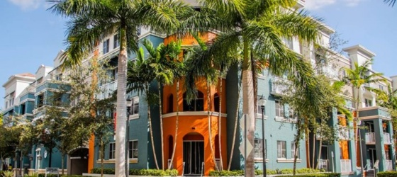 NSU Housing Red Road Commons Student Living for Nova Southeastern University Students in Fort Lauderdale, FL