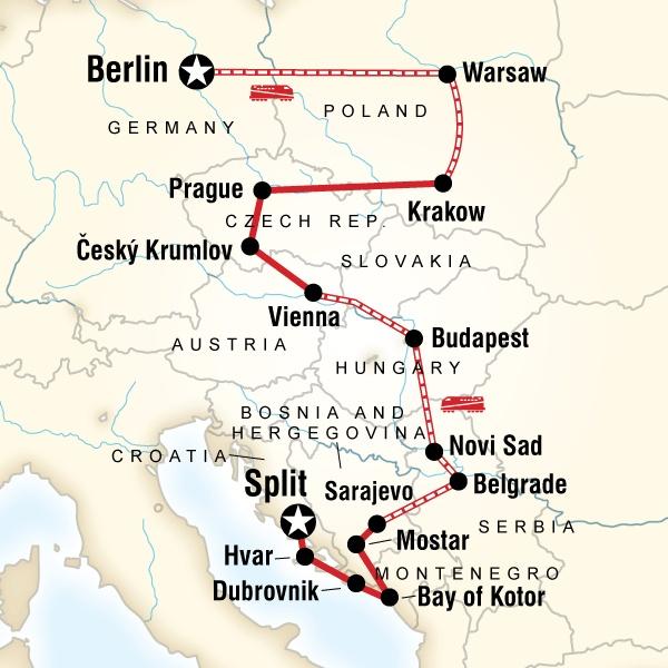 Eastern Europe, Croatia and the Balkans - Sonoma State University ...