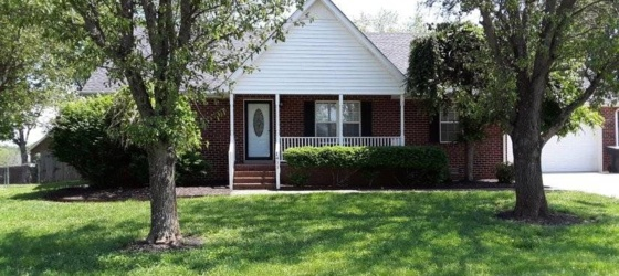 3 bedroom Murfreesboro